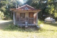 Apalachicola Shotgun Houses